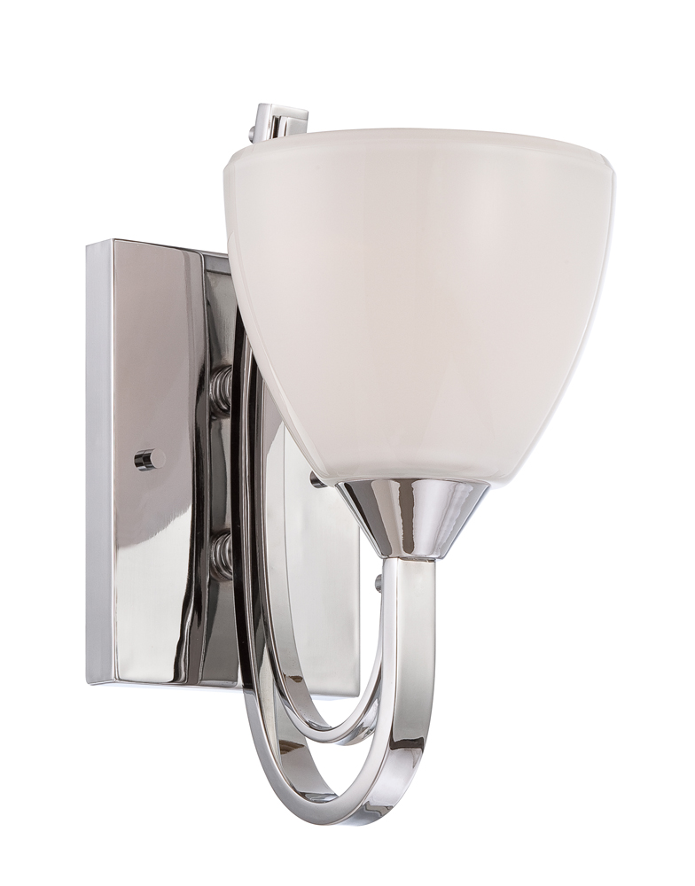Designers Fountain (84601-CH) Cortona Wall Sconce in Chrome