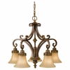 Murray Feiss (F2397) Drawing Room 5 Light Chandelier