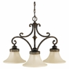 Murray Feiss (F2219) Drawing Room 3 Light Chandelier