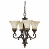 Murray Feiss (F2221) Drawing Room 4 Light Single-Tier Chandelier