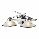 ELK Lighting (1471/2) Refraction 2-Light Bathbar