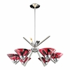 ELK Lighting (1475/6MAR) Refraction 6-Light Chandelier