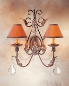 2nd Avenue Lighting (75400.2.X) French Elegance Wall Sconce