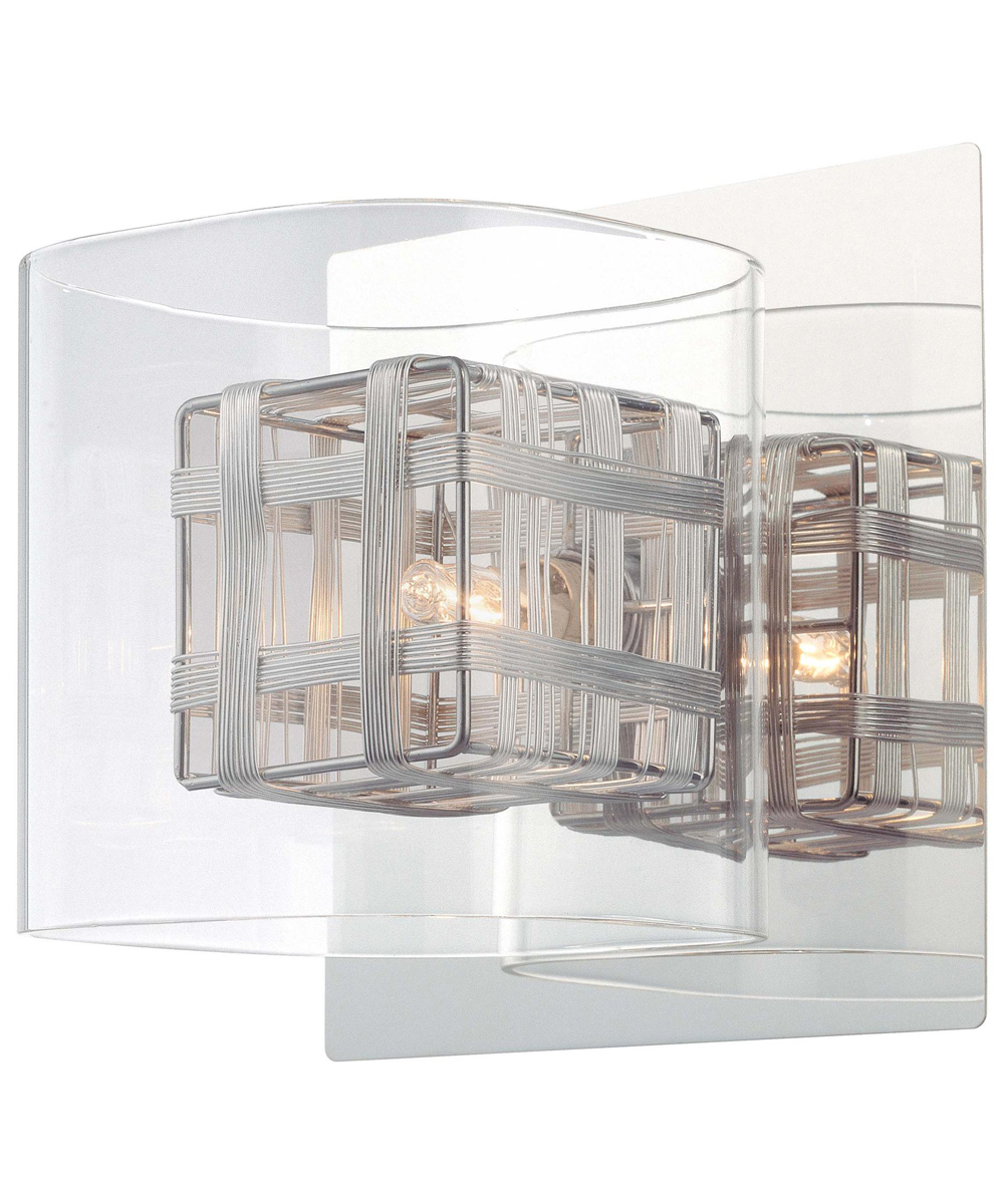 George Kovacs (P800) Jewel Box 1 Light Bath Fixture