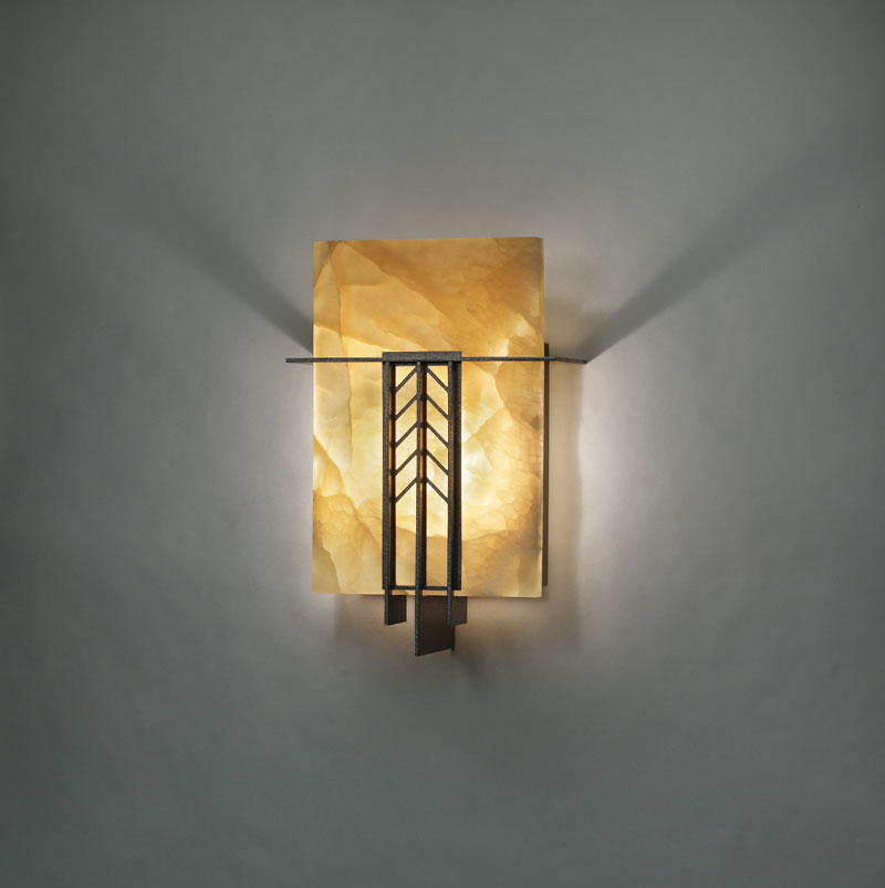 Wall Sconce Mounting Height Ada : Geos 1 Light ADA Wall Sconce by Ultralights Lighting - 08155