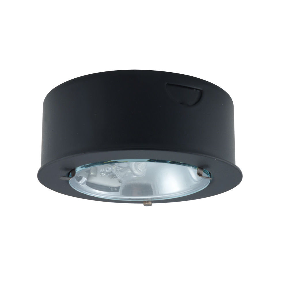Jesco Lighting (PK100X) Round Xenon Metal Puck Light