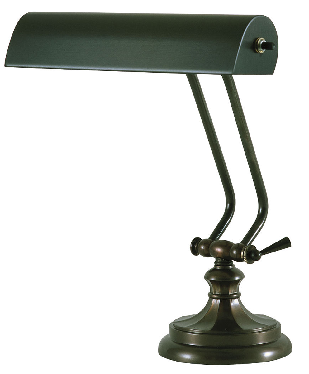 House of troy p10 123 10 inch piano desk lamp shown in for 10 inch table lamp