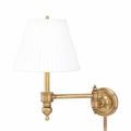 Hudson Valley Swing Arm Wall Lamps