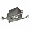 Jesco Lighting (RS2000IC) 4 Inch Line Voltage Housing for New Construction