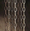 "Kichler Lighting (2996AB) Standard 36"" Accessory Chain in Antique Brass"