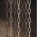 "Kichler Lighting (2996PZ) Standard 36"" Accessory Chain in Patina Bronze"