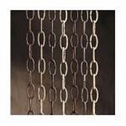 "Kichler Lighting (2996TZG) Standard 36"" Accessory Chain in Tannery Bronze w/ Gold Accent"