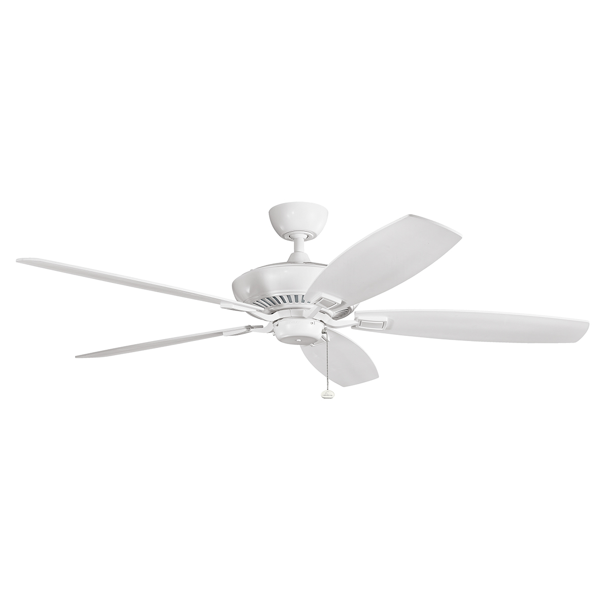 Kichler Lighting 300188wh Tulle 60 Ceiling Fan In White