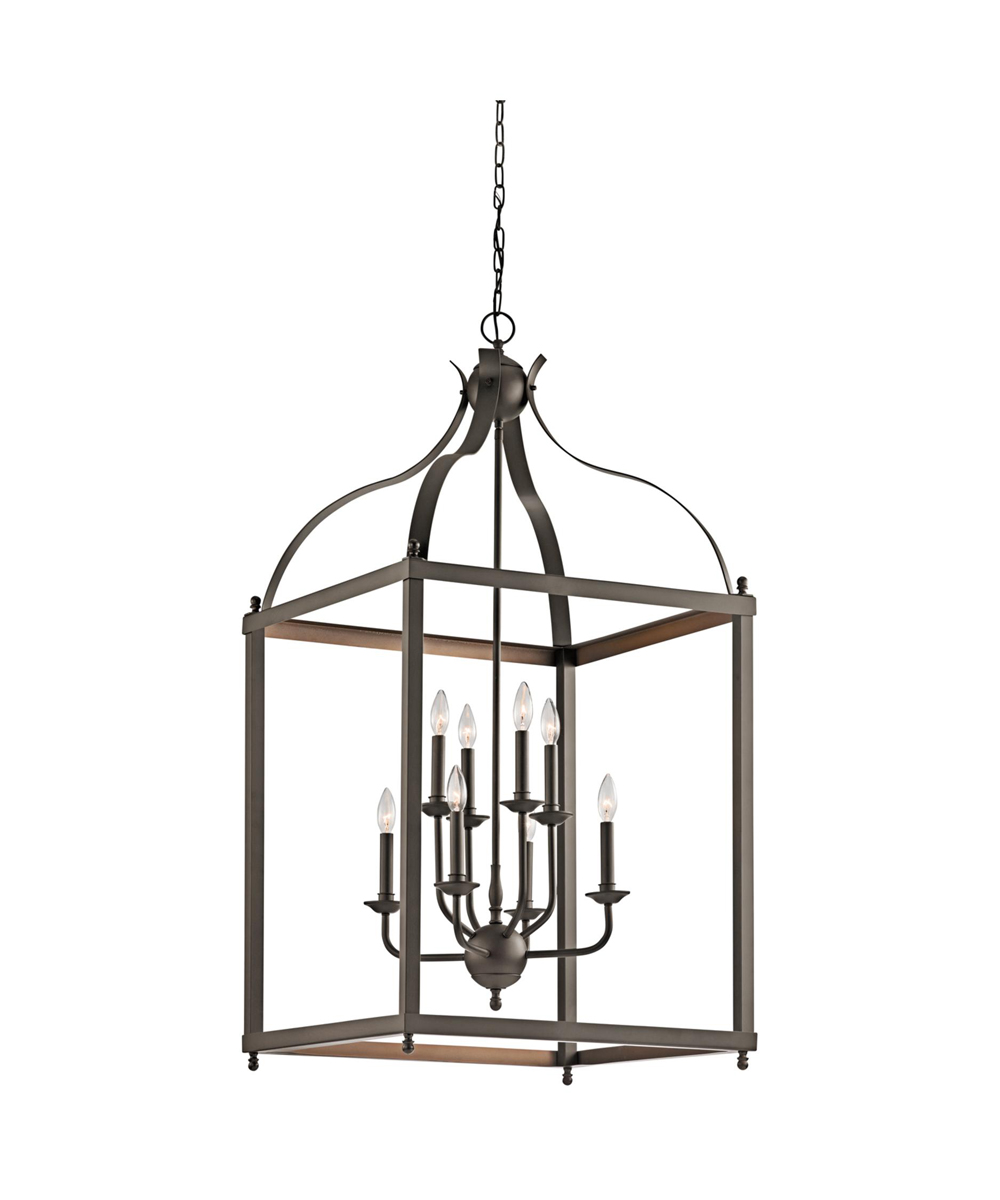 Large Foyer Pendant : Kichler lighting oz larkin light large foyer