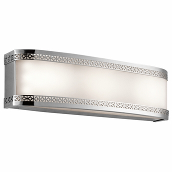 Linear Led Vanity Lights : Kichler Lighting (45852CHLED) Contessa 18
