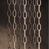 "Kichler Lighting (4901BK) 36"" Heavy Gauge Chain in Black"