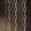 "Kichler Lighting (4901MIZ) 36"" Heavy Gauge Chain in Mission Bronze"