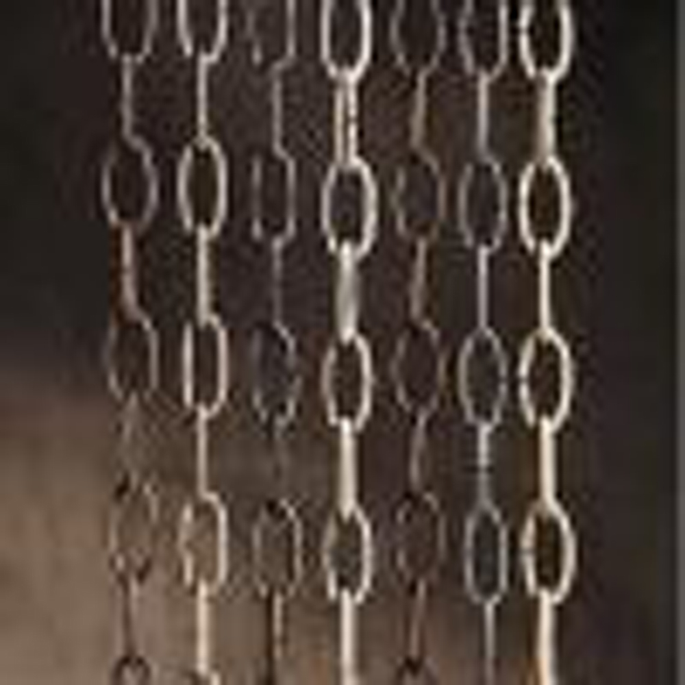 "Kichler Lighting (4901TZ) 36"" Heavy Gauge Chain in Tannery Bronze"
