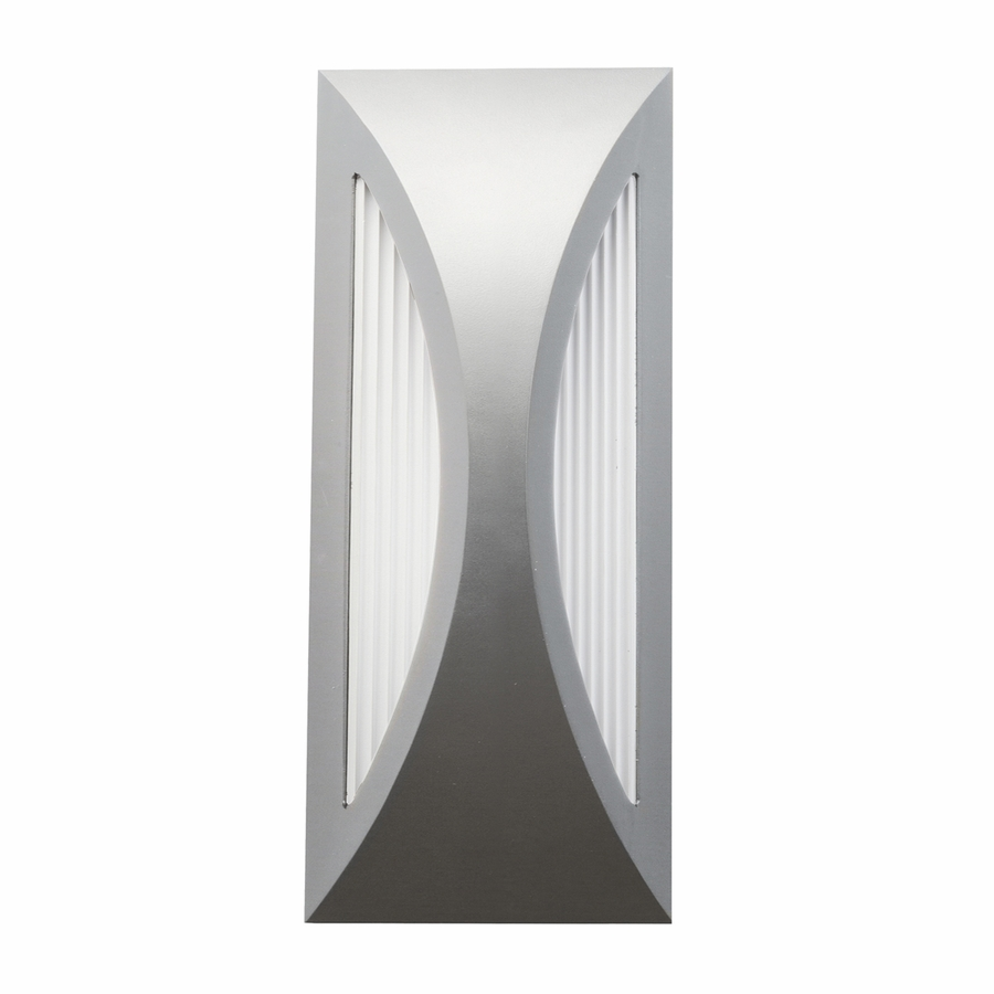 Kichler Lighting  49494PL  Cesya Small Outdoor LED Wall Sconce in PlatinumKichler Lighting  49494PL  Cesya Small Outdoor LED Wall Sconce in  . Kichler Lighting Outdoor Sconce. Home Design Ideas