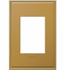 Legrand (AWC1G3NB4) adorne Antique Bronze, 1-Gang, 3-Module Wall Plate