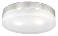 "Vaxcel Lighitng (CC56811) Loft 11"" Flush Mount"