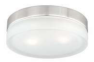 "Vaxcel Lighitng (CC56809) Loft 9"" Flush Mount"