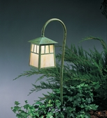 Arroyo Craftsman (LV36-R6) Hand-Crafted Low Voltage 6 Inch Raymond Fixture