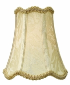 Hinkley Lighting (4401OW) Marcellina Shade Accessory in Golden Bronze with Damask Silk Shade