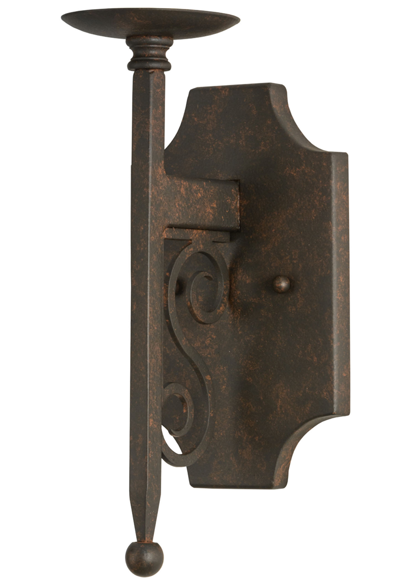 Wall Sconces Home Hardware : Meyda Tiffany (150101) 5 Inch Width Toscano 1 Light Wall Sconce Hardware