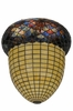 Meyda Tiffany (37738) 22 Inch Width Acorn with Hooks Replacement Shade