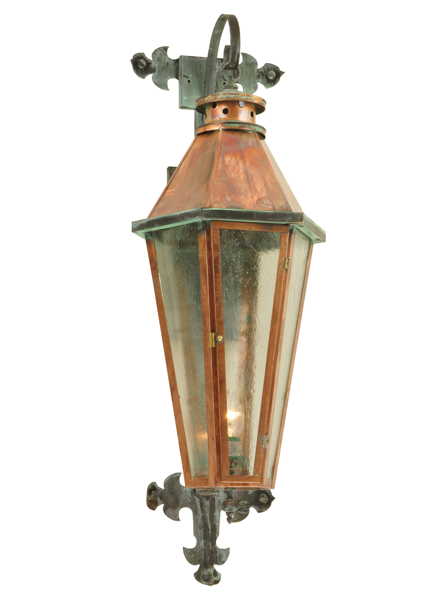 Wall Sconce With Photocell : Meyda Tiffany (129569) 14 Inch Width Millesime Photocell Lantern Wall Sconce