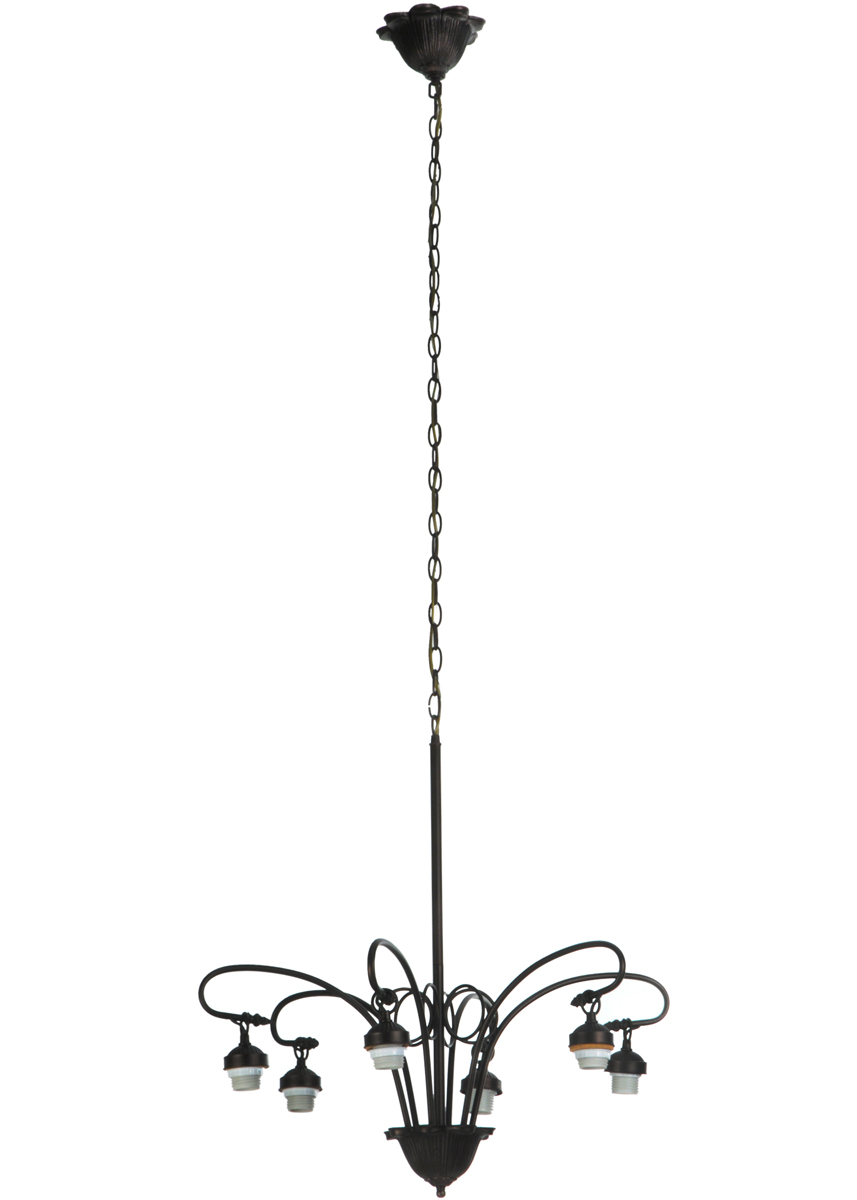 Meyda Tiffany (140457) 6 Arm Hanging Victorian