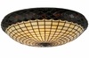 Meyda Tiffany (82067) 18 Inch Width Acorn Pan with Hooks Replacement Shade