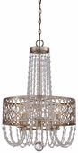 Minka Lavery (4844-276) Lucero - Jessica Mcclintock Home 4 Light Chandelier