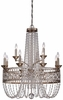 Minka Lavery (4849-276) Lucero - Jessica Mcclintock Home 15 Light Chandelier