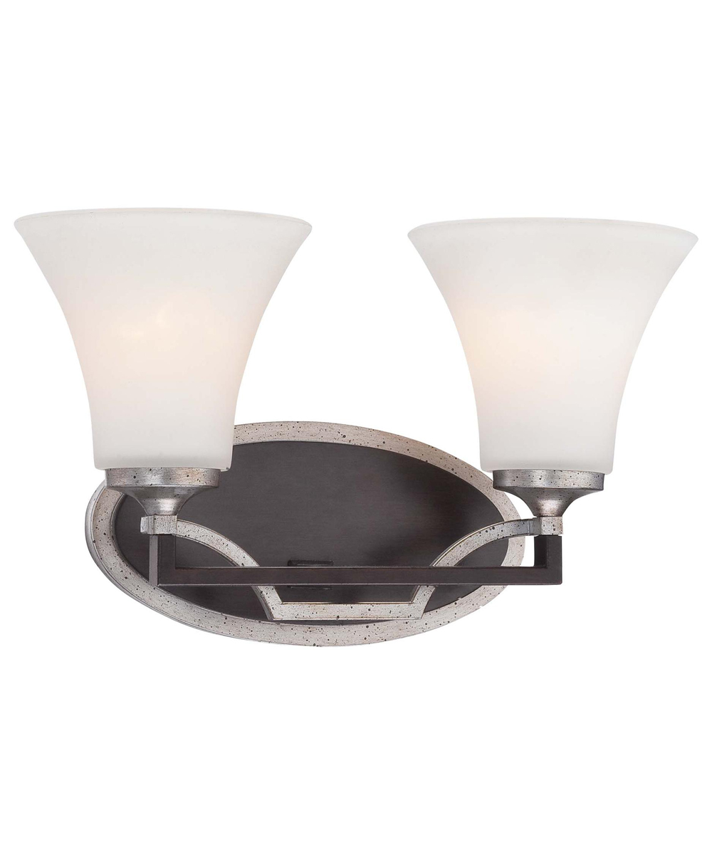 Minka lavery 5342 593 astrapia 2 light bath vanity fixture for Minka bathroom light fixtures