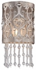 Minka Lavery (6841-276) Lucero - Jessica Mcclintock Home 1 Light Wall Sconce