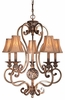 Minka Lavery (1555-477) Salon Grand 5 Light Chandelier