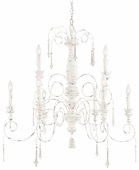 Minka Lavery (1239-648) Accents Provence 9 Light Chandelier
