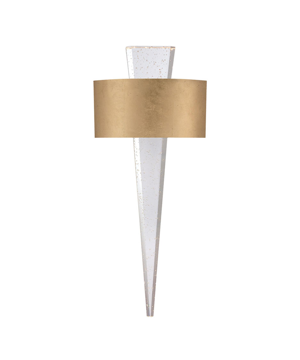 Modern Forms (WS-11310) Palladian 24 Inch LED Wall Sconce with Crystal