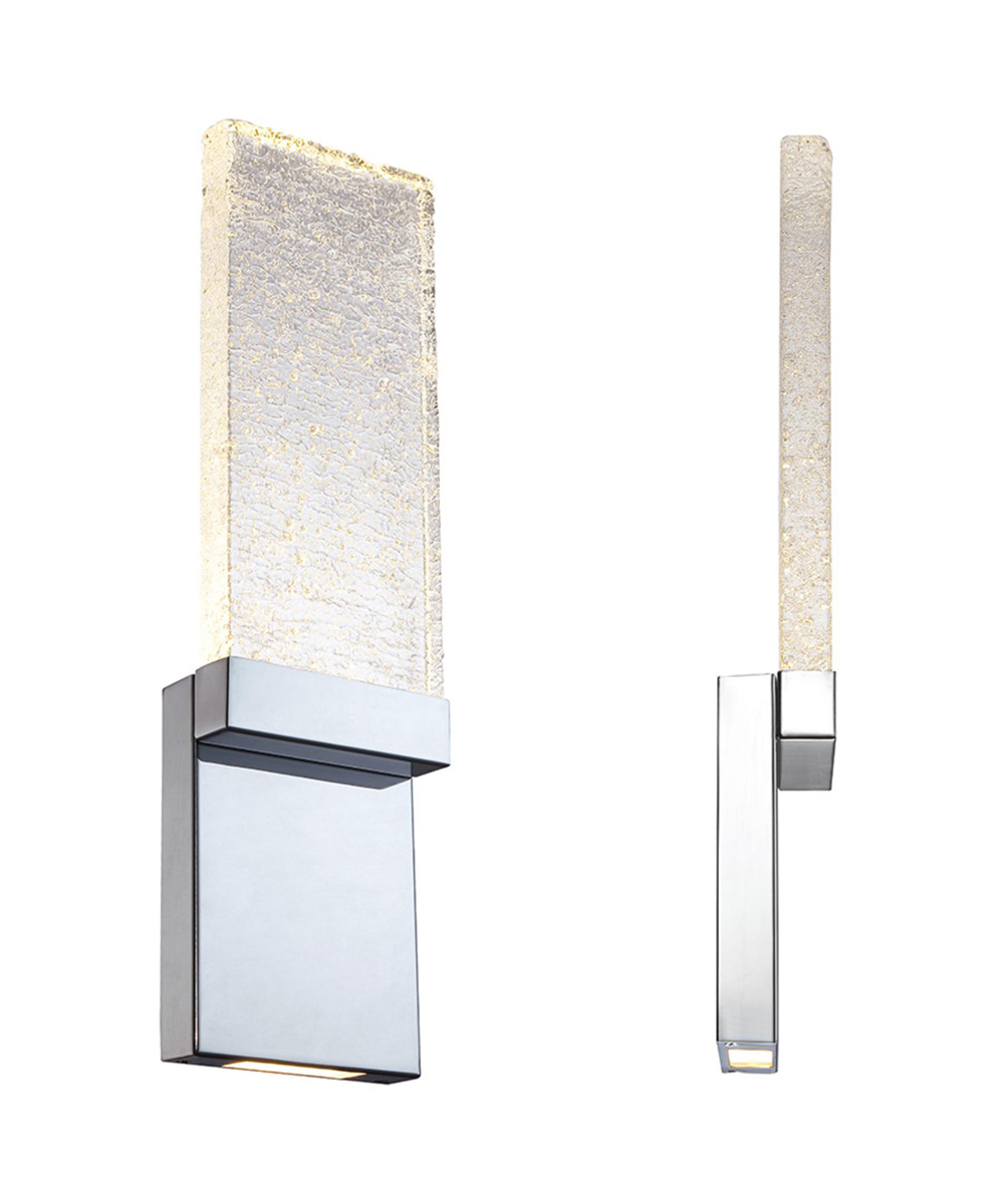 Modern Forms (WS-12721) Glacier 21 Inch LED Wall Sconce