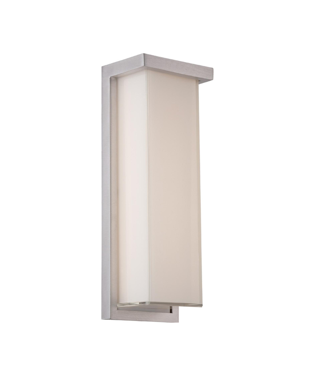 Modern Forms (WS-W1414) Ledge 14 Inch LED Outdoor Sconce Luminaire