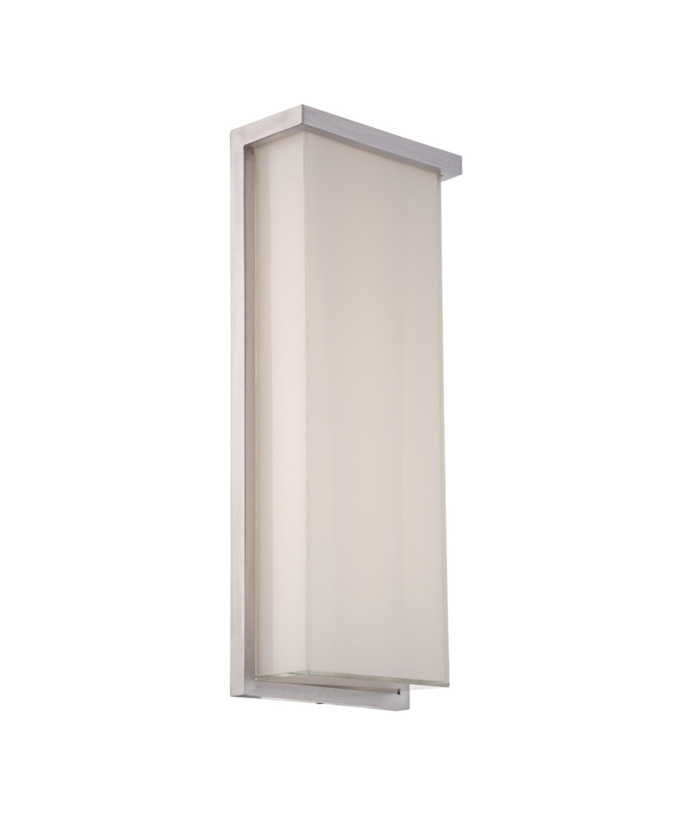 Modern Forms (WS-W1420) Ledge 20 Inch LED Outdoor Sconce Luminaire