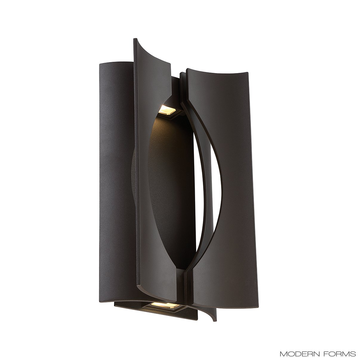 Modern Forms (WS-W27515) Origami LED Outdoor Sconce