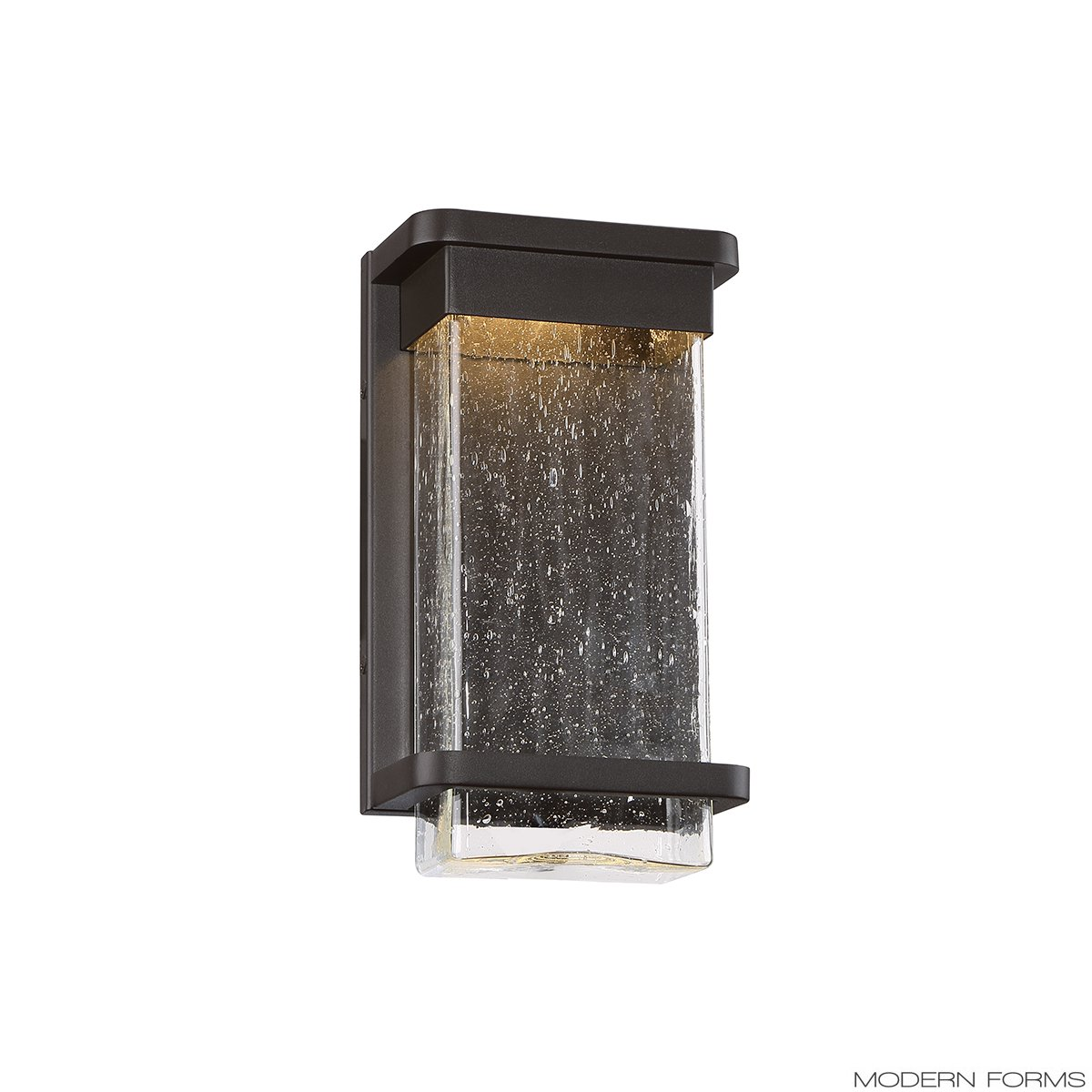 modern forms ws w32512 vitrine small led outdoor sconce. Black Bedroom Furniture Sets. Home Design Ideas