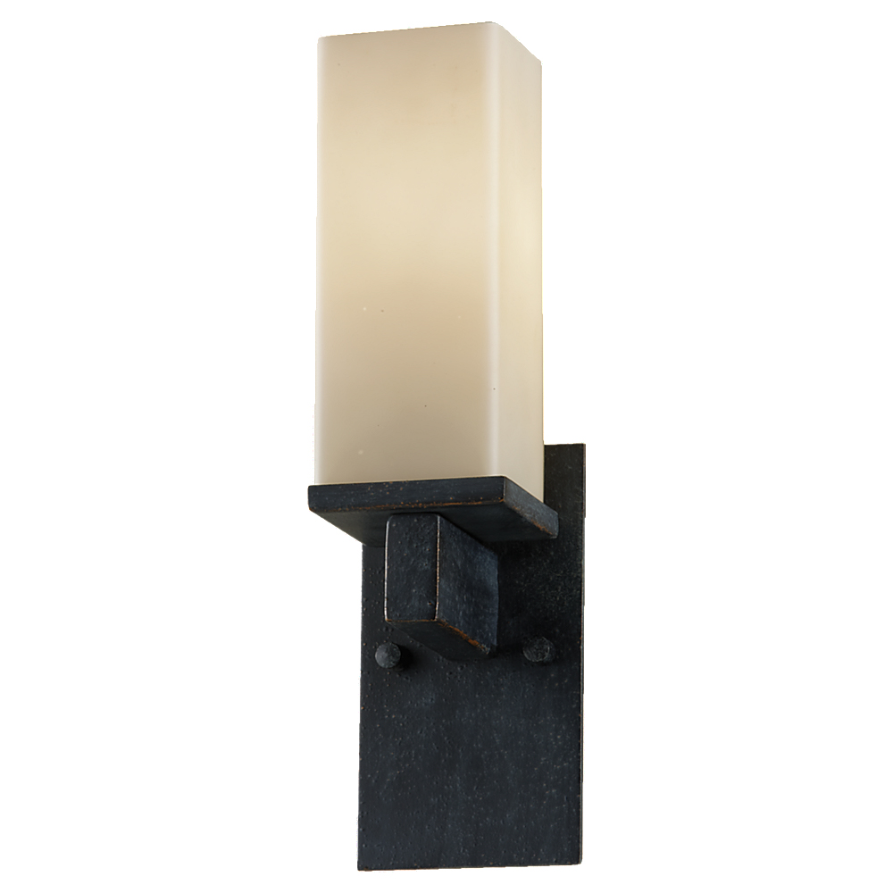 Feiss Bathroom Wall Sconces : Murray Feiss (WB1521) Madera 1 Light Sconce