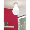 Ona Architectural Flush Mount In White