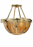 Polished Brass Ceiling Lights