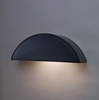 Profiles 1 Light Dark Sky ADA Wall Sconce by Ultralights Lighting