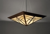 Profiles 4 Light Hanging Fixture by Ultralights Lighting